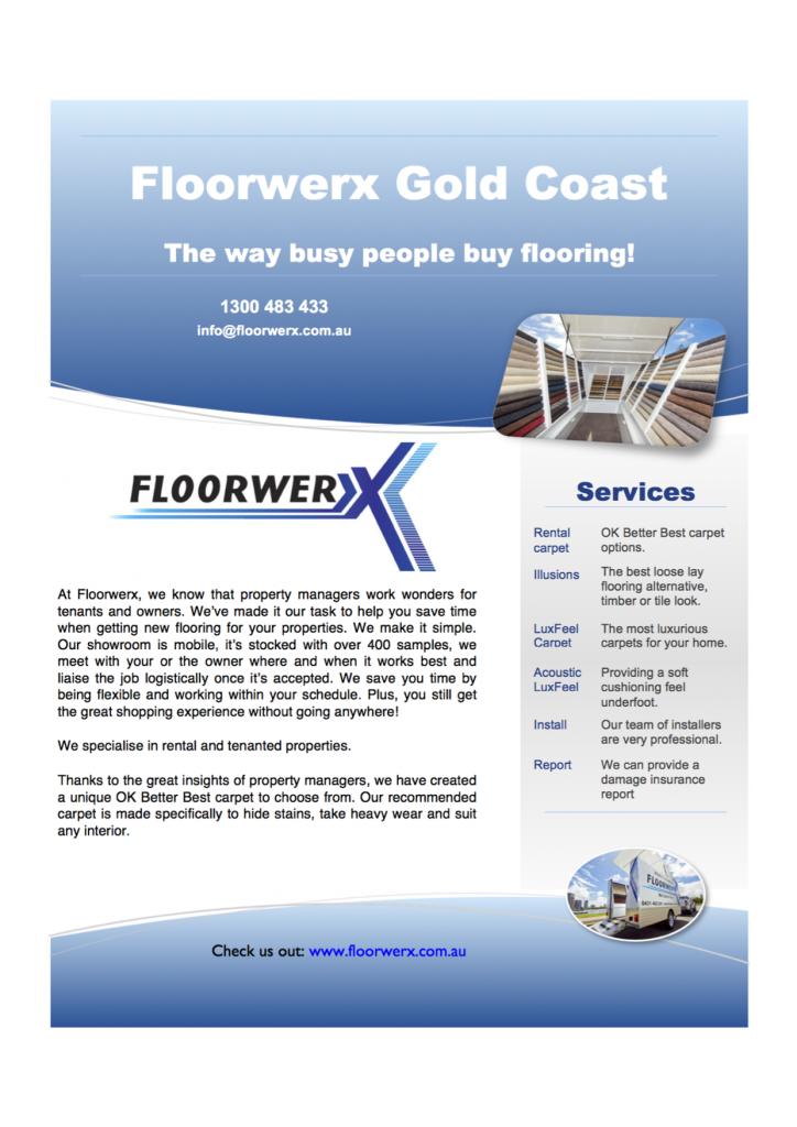1 Floorwerx Property Mananger