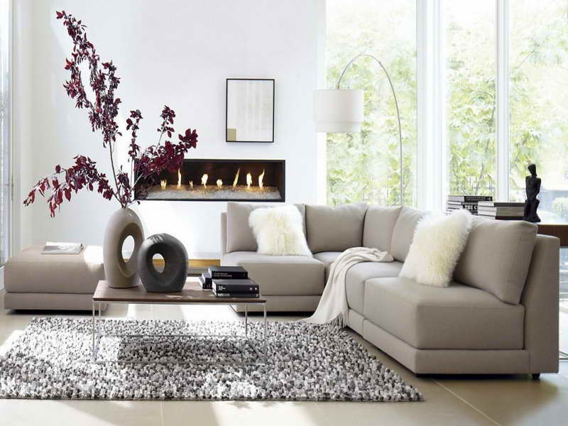 living-room-decorating-ideas-with-simple-grey-carpet