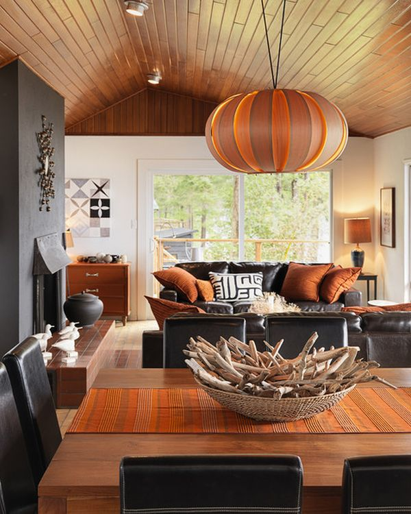 orange-living-room-with-black
